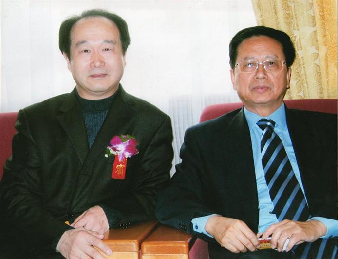 十二届全国人大副委员长,民建中央